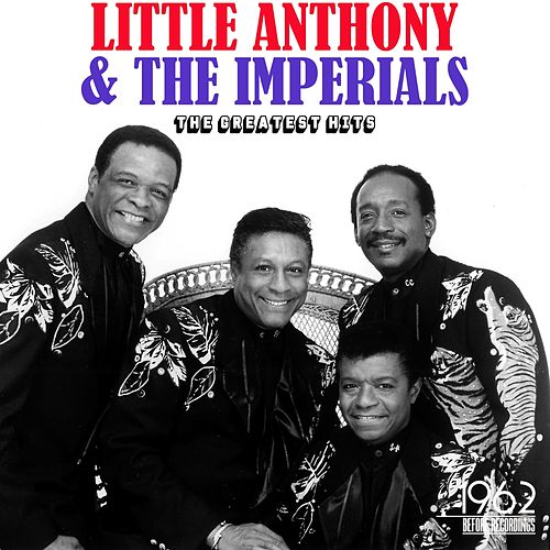 The Greatest Hits fra Little Anthony and the Imperials