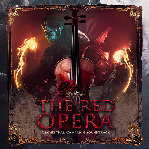 The Red Opera Orchestral Campaign Soundtrack by DiAmorte