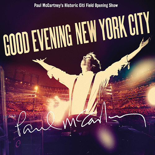 Good Evening New York City by Paul McCartney & Jimmy Fallon & The Roots