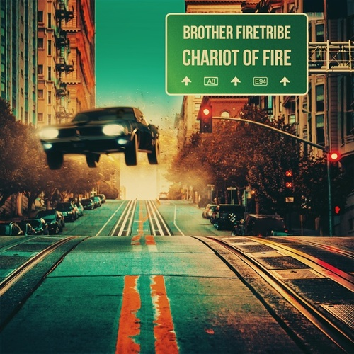 Chariot of Fire von Brother Firetribe