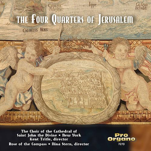 The Four Quarters of Jerusalem von Various Artists