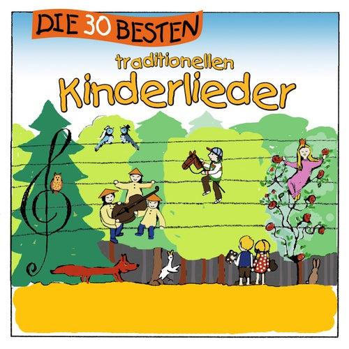 Die 30 besten traditionellen Kinderlieder de Simone Sommerland, Karsten Glück & die Kita-Frösche