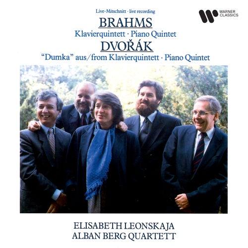 Brahms: Piano Quintet, Op. 34 (Live at Vienna Konzerthaus, 1987) by Elisabeth Leonskaja