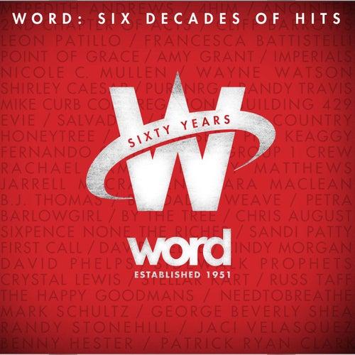 WORD: Six Decades Of Hits de Various Artists