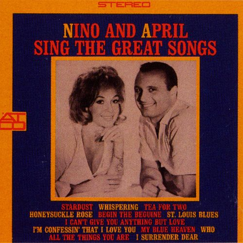 Sing The Great Songs von Nino Tempo