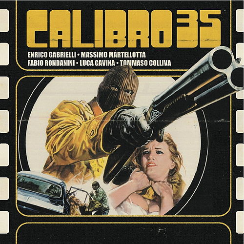 Calibro 35 (Deluxe Edition) von Calibro 35