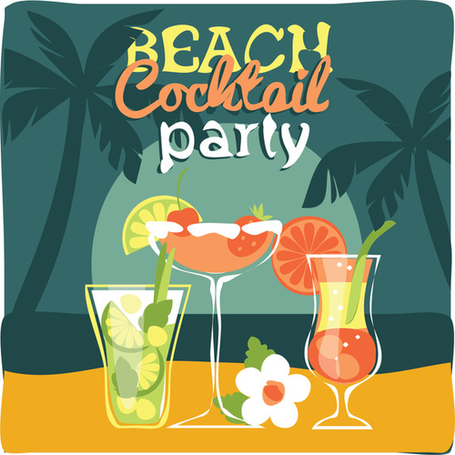Beach Cocktail Party by Various Artists