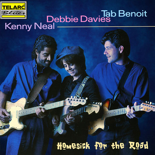 Homesick For The Road by Kenny Neal