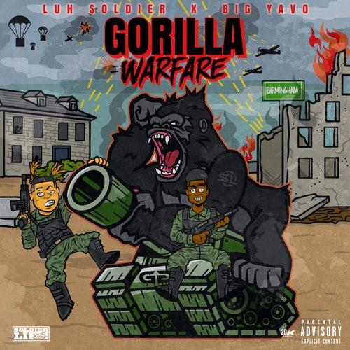 Gorilla Warfare by Luh Soldier