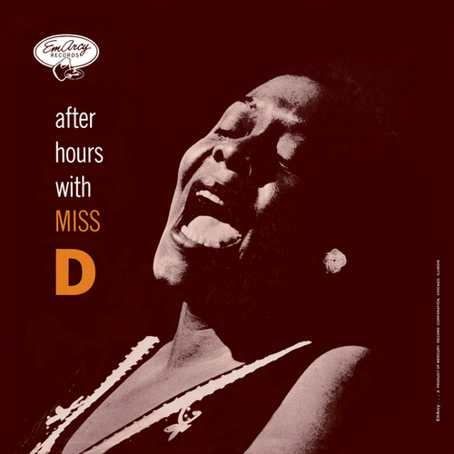 After Hours With Miss D de Dinah Washington