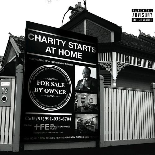 Charity Starts At Home by Phonte