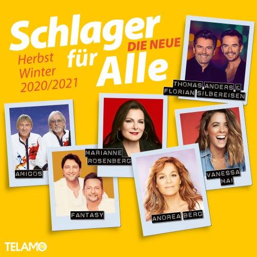 Schlager für Alle: Die Neue - Herbst/Winter 2020/2021 von Various Artists