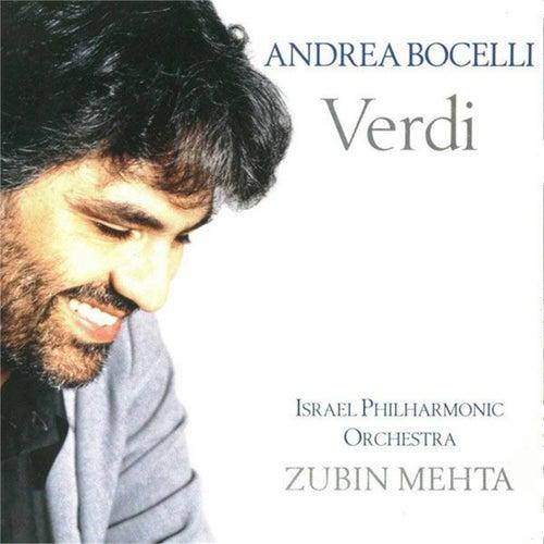 Verdi di Andrea Bocelli