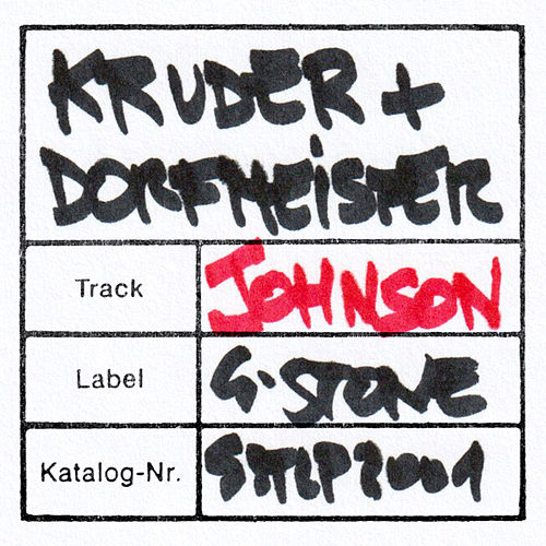 Johnson by Kruder & Dorfmeister