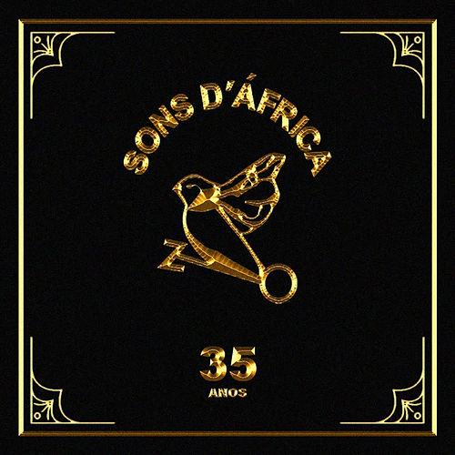 Sons D'áfrica - 35 Anos by Various Artists