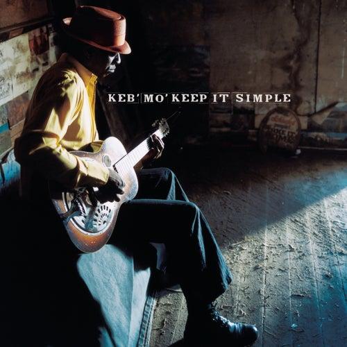 Keep It Simple de Keb' Mo'