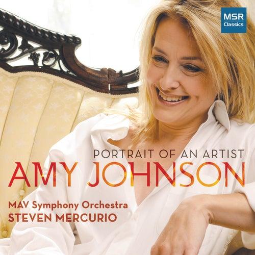 Amy Johnson - Portrait of an Artist by Amy Johnson