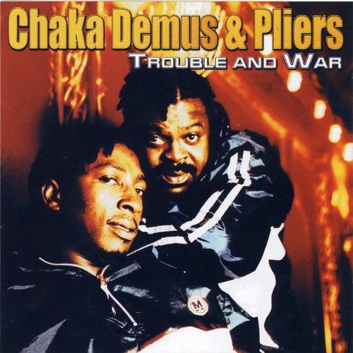 Trouble and War von Chaka Demus