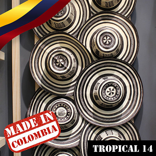 Made In Colombia: Tropical, Vol. 15 by German Garcia