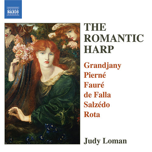 The Romantic Harp von Judy Loman