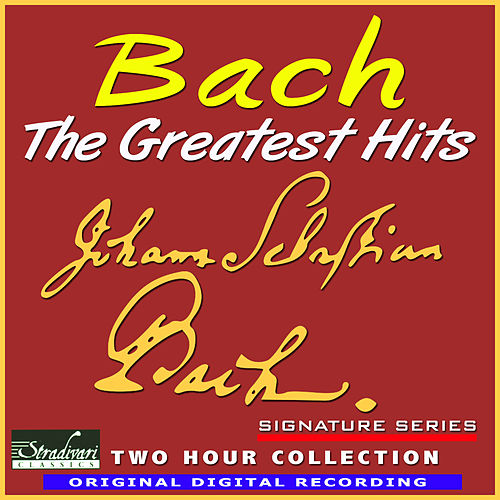 Bach - The Greatest Hits fra Various Artists