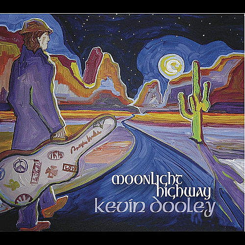 Moonlight Highway by Kevin Dooley