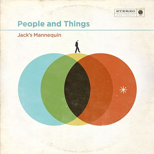 People And Things de Jack's Mannequin