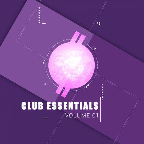 Club Essentials, Vol. 1 von 2 Static, Aly Us, Kash Da Masta, Pajama Party, Nomad, Plus Staples, Triliton