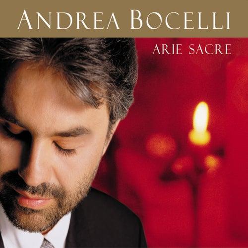 Arie sacre di Andrea Bocelli