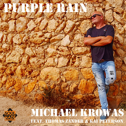 Purple Rain de Michael Krowas