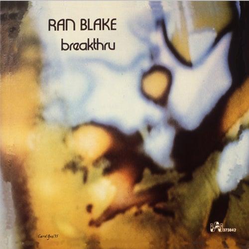 Breakthru fra Ran Blake