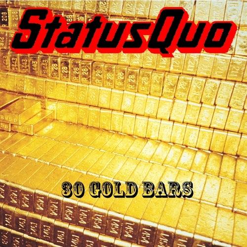 30 Gold Bars de Status Quo