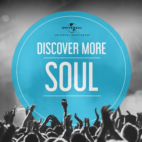Discover More Soul von Various Artists