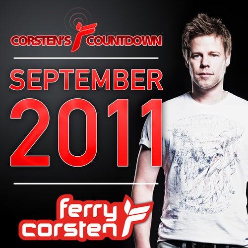 Ferry Corsten presents Corsten's Countdown de Various Artists