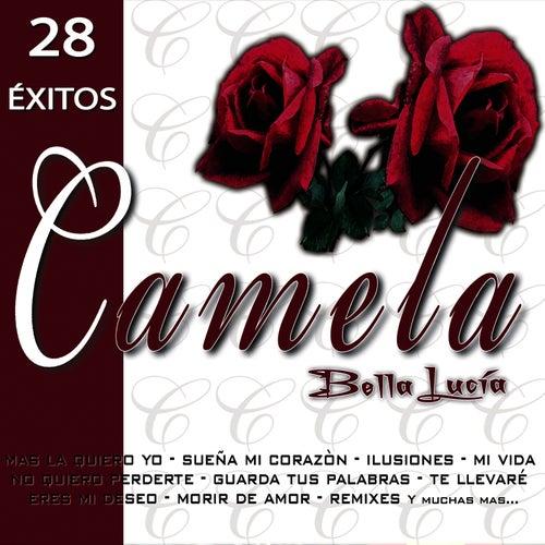 28 Éxitos Camela Bella Lucía de Camela