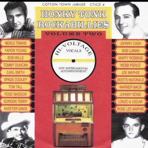 Honky Tonk Rockabillies, Volume 2 by Various Artists