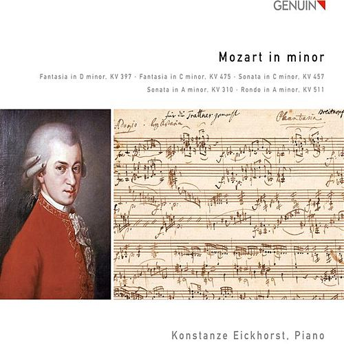 Mozart in minor von Konstanze Eickhorst