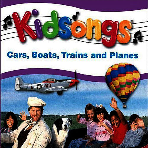 Up And Down, Round And Round by Kid Songs