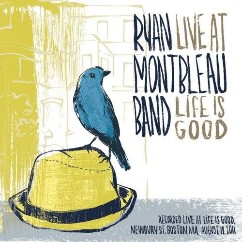 Live at Life is good von Ryan Montbleau Band