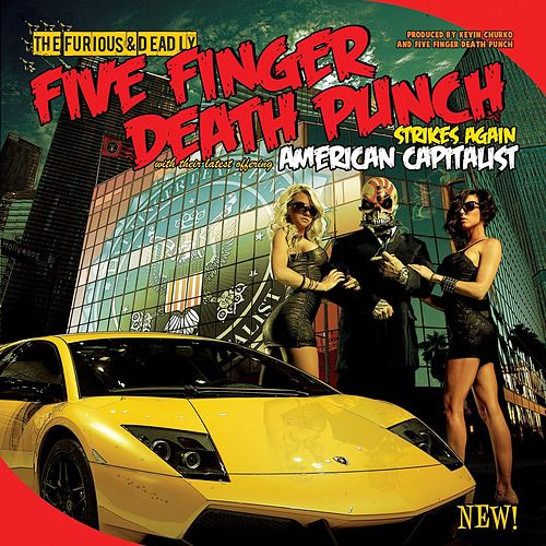 American Capitalist de Five Finger Death Punch