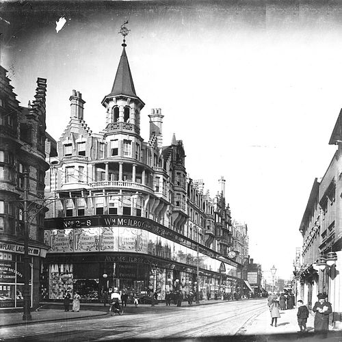 History of Department Stores by The French Whisperer