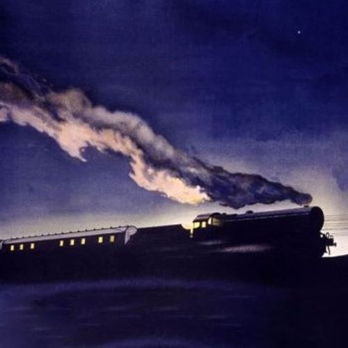 The Orient Express and History of Railroads by The French Whisperer