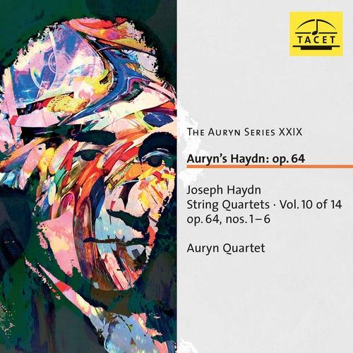 The Auryn Series, Vol. 29 von Auryn-Quartet