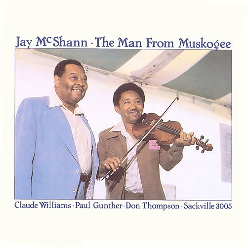 The Man from Muskogee by Jay McShann