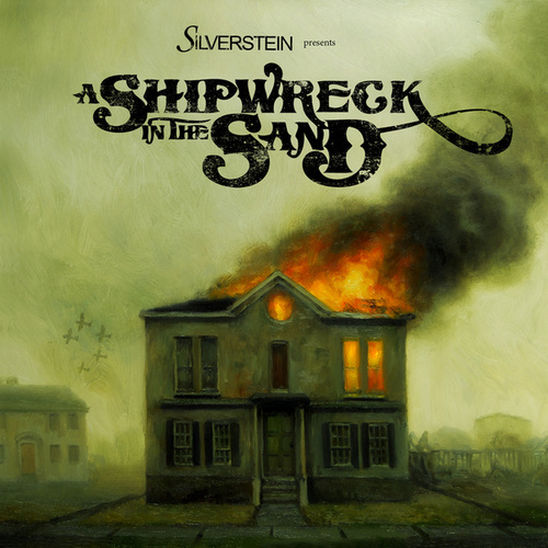 A Shipwreck In The Sand von Silverstein