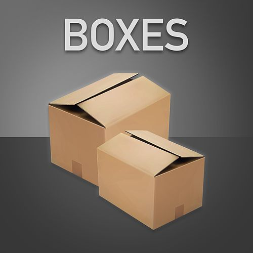 Boxes by Danyelle Reed