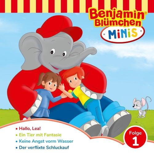 Benjamin Minis - Folge 1: Hallo, Lea! von Benjamin Blümchen