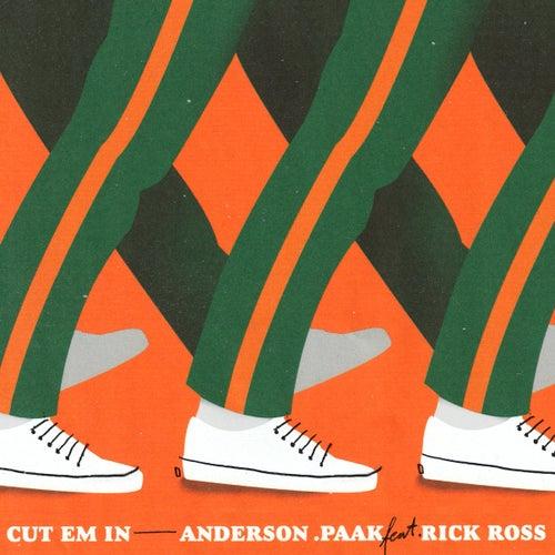 CUT EM IN (feat. Rick Ross) de Anderson .Paak