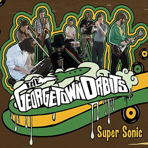 Super Sonic de The Georgetown Orbits