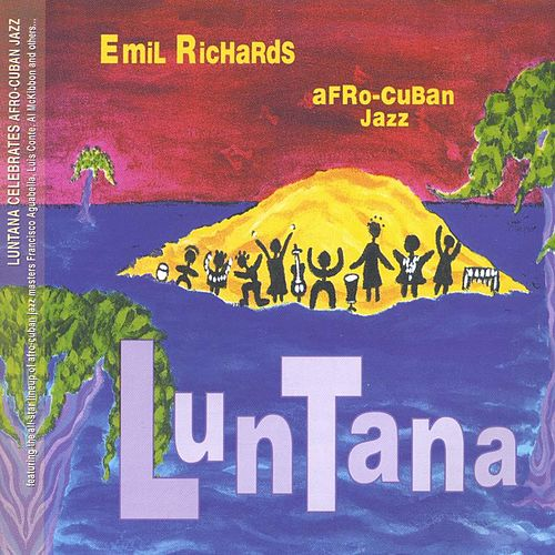 LUNTANA de Emil Richards